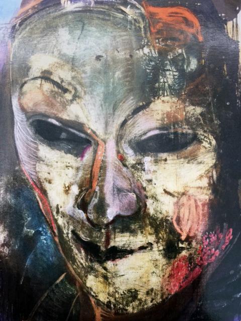Malerei - Heilige - Vernissage von Albert Maria Pümpel